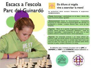 Nova extraescolar d'escacs