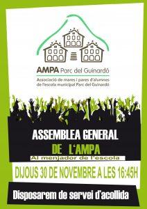 Assemblea General de l'AMPA